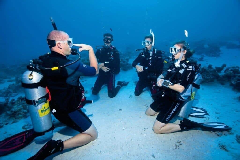 Open Water Scuba Diver Course in Phuket