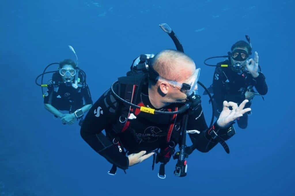 Referral Open Water Scuba Diver Course in Phuket
