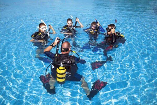 Scuba Diver Course in Phuket