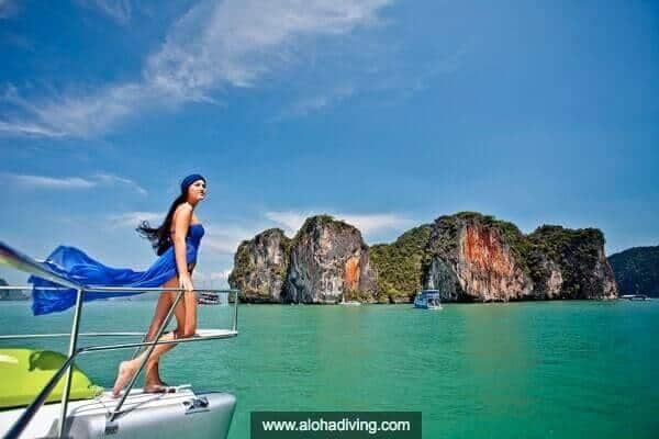 Schnorchelausflüge Khao Lak