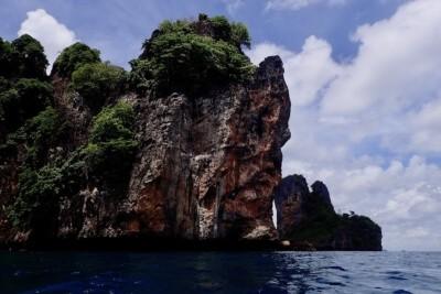 Koh Bida Nok Phuket Dive Site