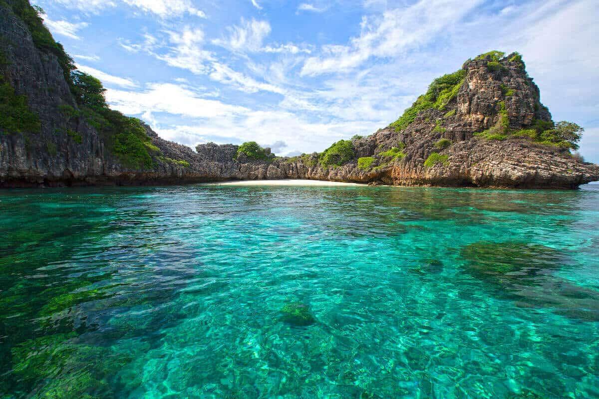 Tauchen und Inselhüpfen Highlight Koh Haa