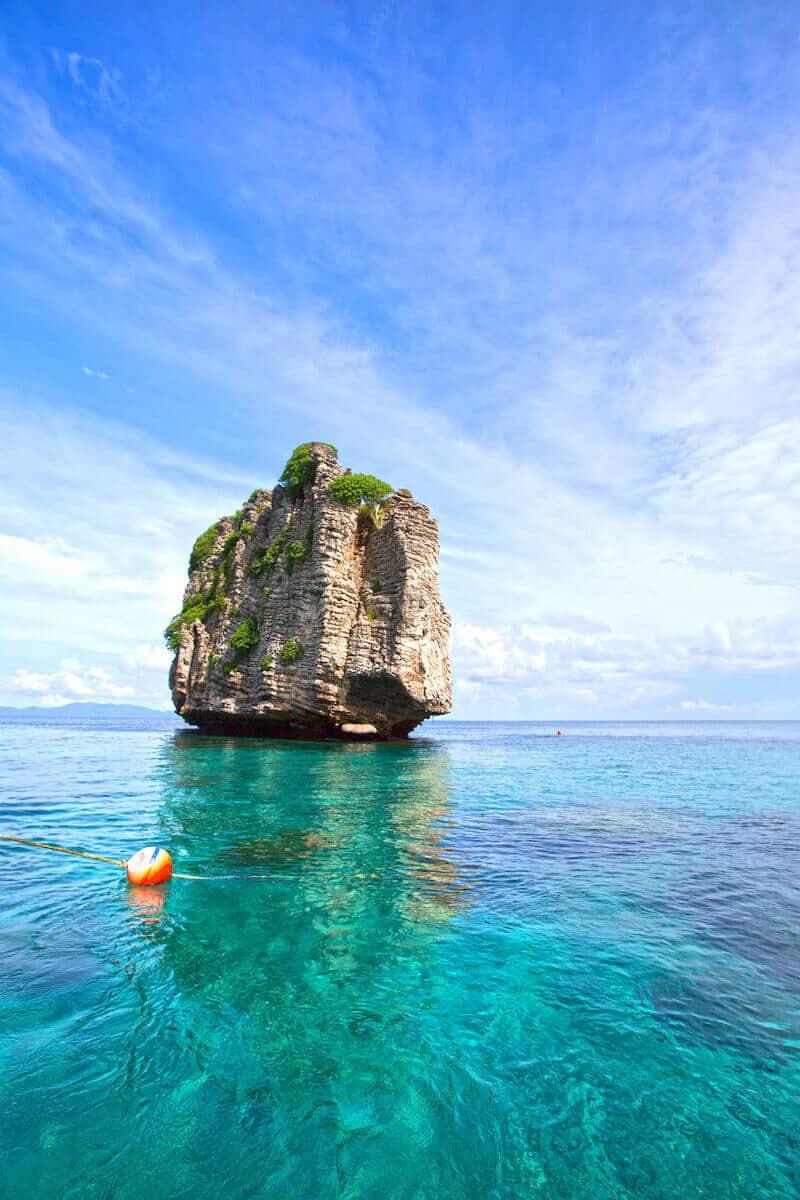 Koh Haa Lagoon