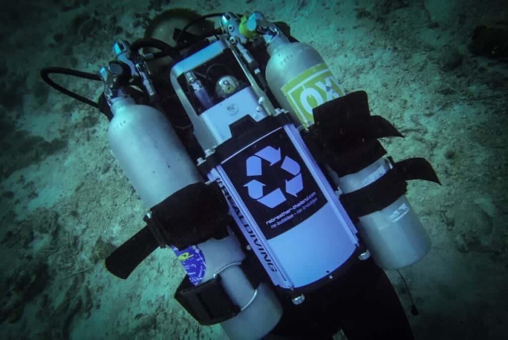 Rebreather Diving in Phuket