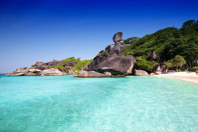 Similan Inseln Tour
