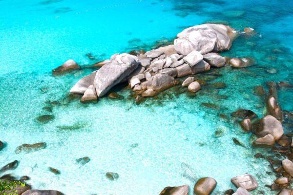 Surin Islands Tour