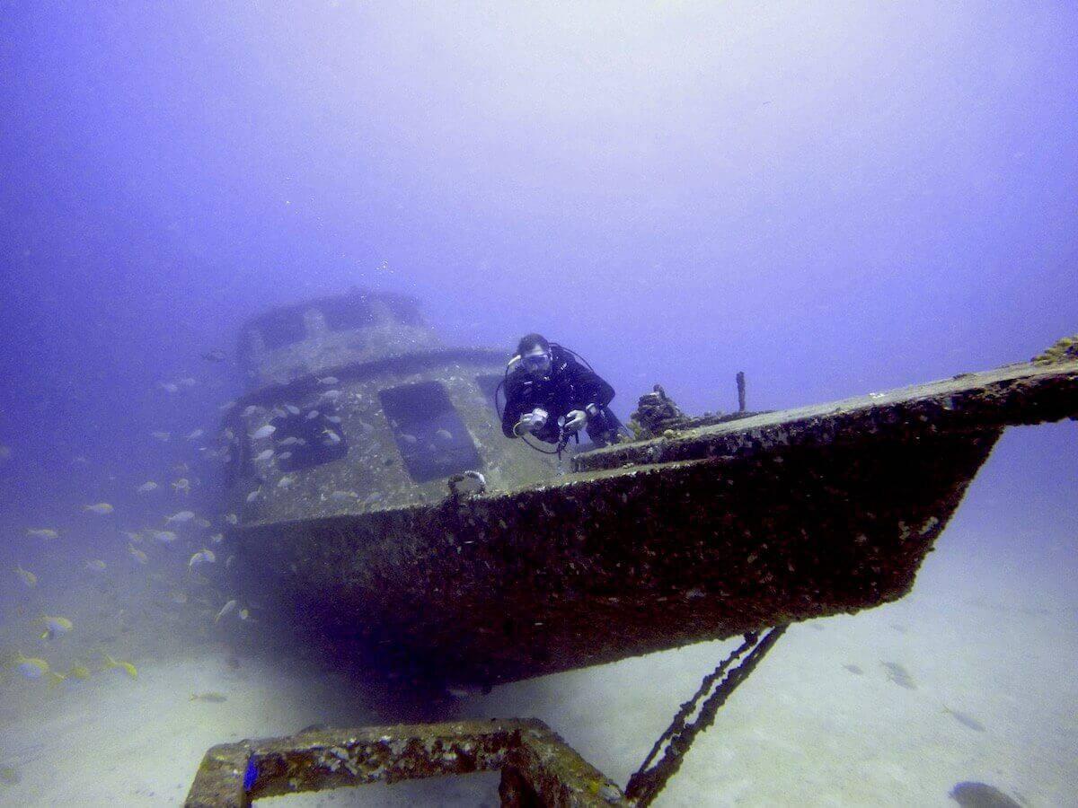 Nitrox Kurs in Phuket mit Aloha Diving