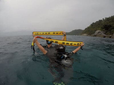 Advanced Open Water Diver Kurs in Phuket