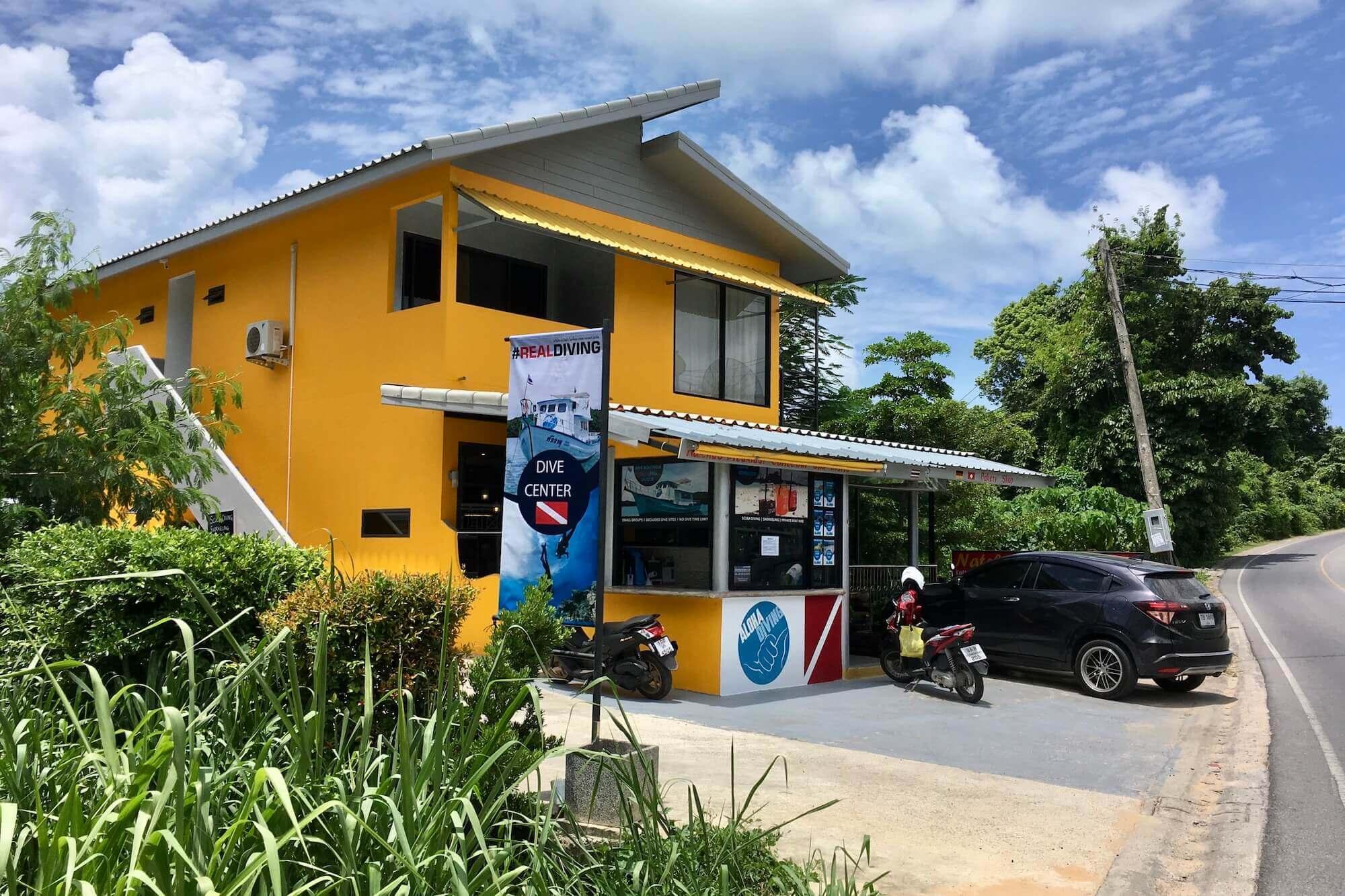 Aloha Diving Dive Center Phuket