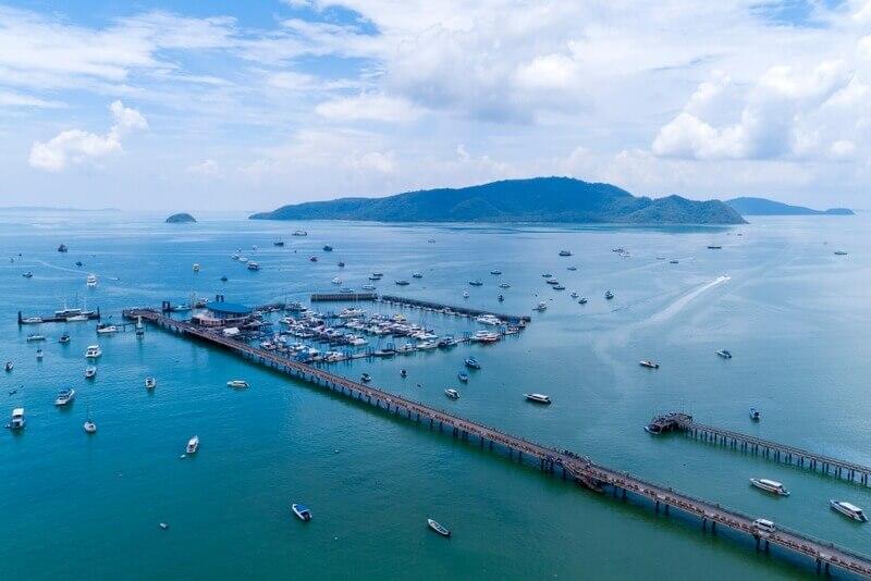 Chalong Scuba Diving Pier