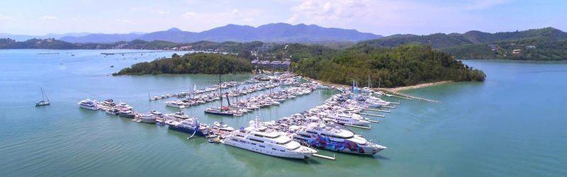 Yacht Services at Ao Po Grand Marina