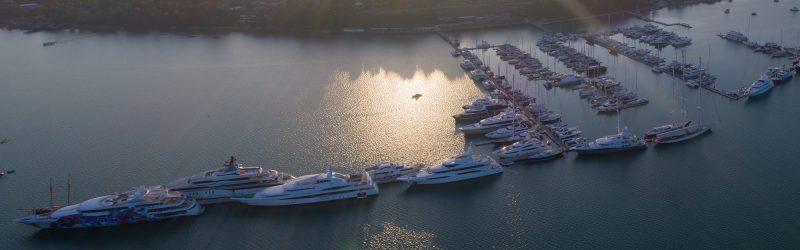 Yacht Services at Phuket Yacht Haven Marina